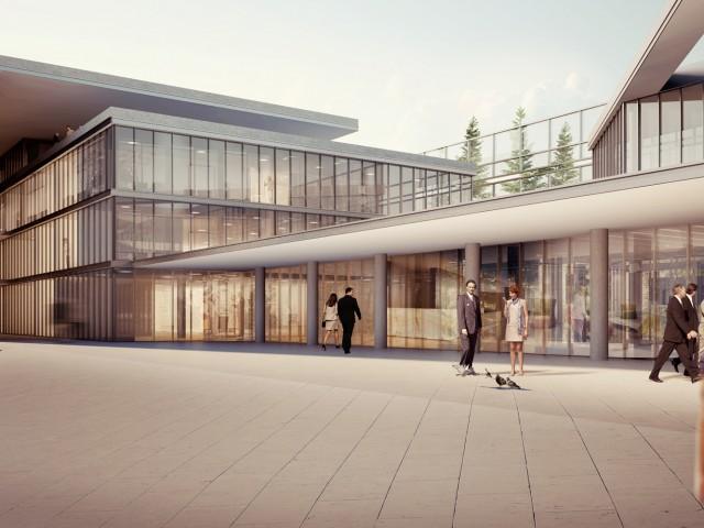 Borsa Building – Mimarlar & Han Tümertekin