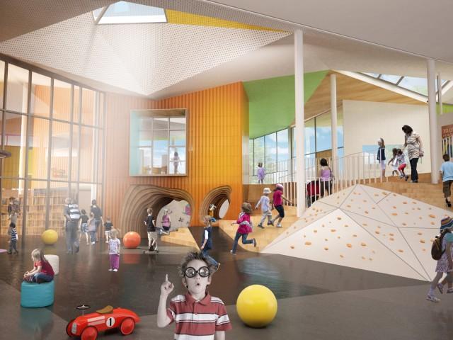 Borusan Neşe Fabrikası Kindergarten Competition – Şanal Architecture & Urban Planning