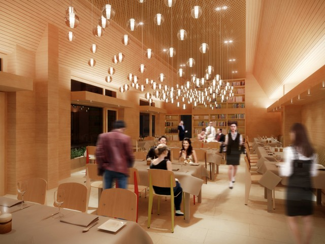 Çukurcuma Hotel Lighting Design – SLD