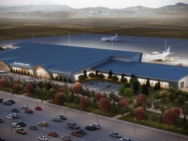 Muş Airport – GMW